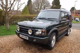 Land Rover Discovery ll Landmark Diesel Manual