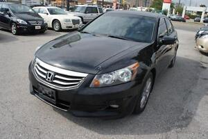 2012 Honda Accord EX-L V6 | LEATHER |  POWER GROUP |  SUNROOF |