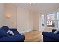 Spacious four bedroom period house with garden.Just a short walk away from Tooting Bec Station!
