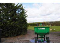 Rheas Garden spreader . No longer needed Cost£30.00 selling fo just £15.00