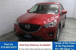 2015 Mazda CX-5 AWD GT w/ LEATHER! NAVIGATION! REVERSE CAMERA! S