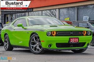 2015 Dodge Challenger R/T | SUBLIME