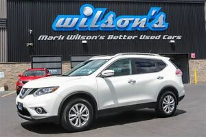 2016 Nissan Rogue SV AWD! PANORAMIC SUNROOF!  REAR CAMERA! HEATE
