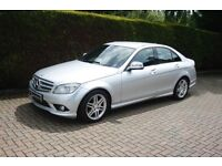 2008 Mercedes C-Class C220 SPORT CDI - 98k - Finance Available