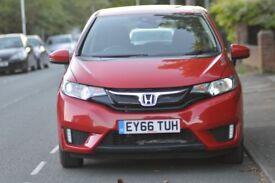 2016 Honda Jazz 1.3 i-VTEC SE 5 door | Manual | Milano Red | Service History | 2 Keys | £30 Tax