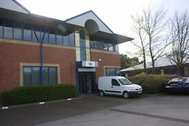 Office space to let - £240 per month 3/4 person - complete office