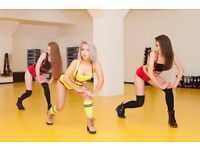 Twerking for fitness !! Twerkout to Dancehall and Soca music