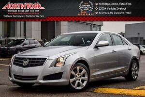 2014 Cadillac ATS AWD Sunroof|BOSE|Leather|Sat Radio|R.Start|17A