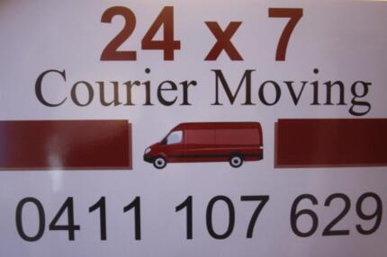 Moving Removal courier service pick ups Delivery Removalist Eastwood Ryde Area Preview