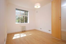 WELL-MAINTAINED ONE-BED FLAT IN PRIVATE BLOCK WITH COMMUNAL GARDEN IN BELSIZE PARK
