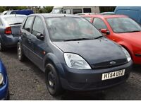 Ford Fiesta LX 1.4 breaking for parts