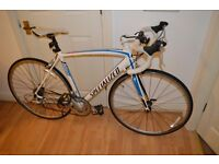 2012 Specialized Allex Sport 54cm Road Bike and extras