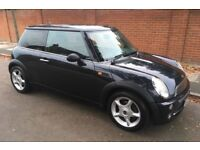 2003 AUTOMATIC MINI COOPER PANORAMIC ELECTRIC SUNROOF LEATHER TRIM PARKING SENSORS AUTO MINI COOPER