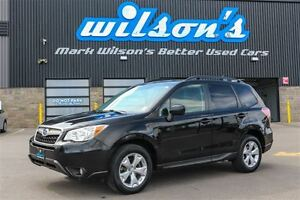 2014 Subaru Forester 2.5L AWD! HEATED SEATS! REAR CAMERA! $60/WK