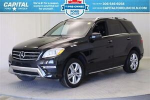 2015 Mercedes-Benz M-Class ML350 BlueTEC **New Arrival**