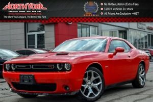 2016 Dodge Challenger R/T Manual|Leather|Nav|Alpine Audio|Backup