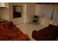 Alghero, Sardinia, Italy. Beautiful 3 bedroomed furnished flat 200mt from beach
