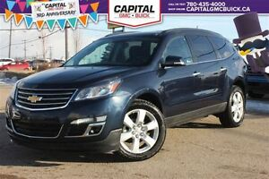 2016 Chevrolet Traverse LT AWD True North*Heated Seats*Sunroof*