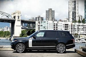 2015 Land Rover Range Rover Supercharged Autobiography Long Whee
