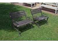 Decorative Garden Chairs