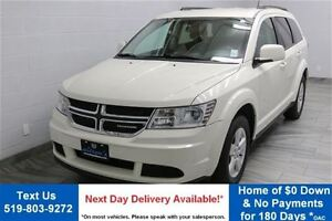 2011 Dodge Journey EXPRESS w/ ALLOYS! POWER PACKAGE! TOUCH SCREE