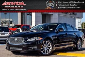 2013 Jaguar XJ Base AWD|CleanCarProof/1-Owner|Massager|Sunroof|N