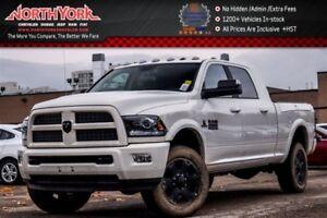 2017 Ram 2500 New Car Laramie 4x4 Diesel MegaCab 6.3Box Snow,Spo