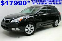 2012 Subaru Outback 2.5i Limited * Navigation * Cuir * Toit-Ouvr