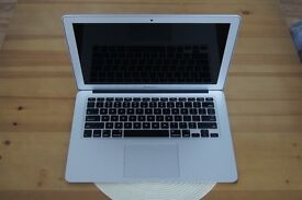 "MacBook Air 13"" 1.3GHz i5 4GB RAM 128GB SDD Mid 2013 Perfect Condition"