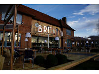 Assistant Manager - Up to £22,000 per year - Live In - The Britannia - Marlow - Buckinghamshire
