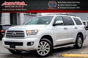 2009 Toyota Sequoia Platinum 4x4|Sunroof|Rr DVD|TowHitch|JBL Aud