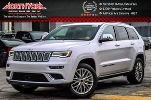 2017 Jeep Grand Cherokee New Car Summit 4x4|Leather|Nav|Vented F