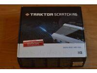 Native Instruments Traktor Scratch A6 DJ Software Package