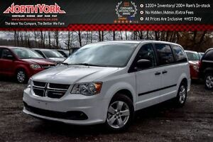 2016 Dodge Grand Caravan SE+ Keyless_Entry Dual-Zone Climate Cnt