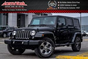 2016 Jeep WRANGLER UNLIMITED Sahara |4x4|PwrConven,ConnectivityP