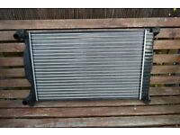 AUDI A4 B6 1.8T WATER COOLANT RADIATOR- AS NEW- DAYS OLD
