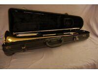 Yamaha YSL 354E Bd Tenor Trombone - new and unused ( 1077 )