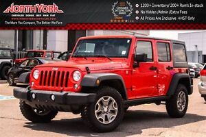 2015 Jeep WRANGLER UNLIMITED Rubicon Manual CleanCarProof Power&