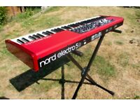 Nord Electro 5d Semi-Weighted Waterfall 73