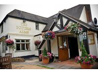 Full Time Kitchen Assistant required for busy Village Pub