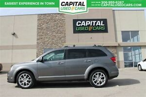2012 Dodge Journey R/T**PST PAID**REMOTE START***LEATHER**TCH SC