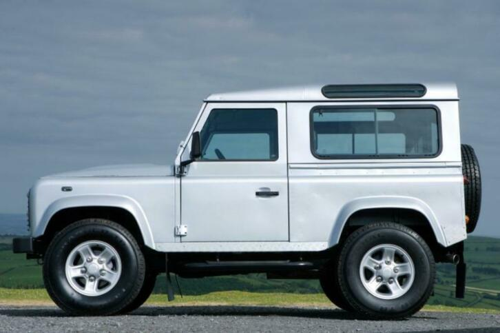 Land Rover Defender 90 TD5 XS / SE - Limited Edition X-Tech