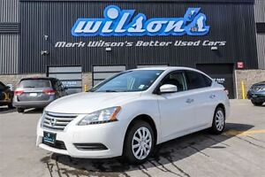 2014 Nissan Sentra SV BLUETOOTH! POWER GROUP!  CRUISE CONTROL!