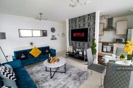 2 bedroom flat in Witan Gate, Milton Keynes, MK9 (2 bed) (#1008212)