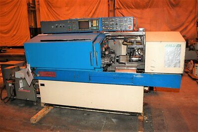 Tsugami Np-32 Cnc Swiss-type Cnc Turning Center 29774