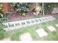 """2 x Ladders - BIG ONE> 20"""" 