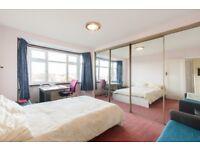 Incl all bills. 1 bed double studio flat brand new. Wembley park preston road. 2 stop Baker street
