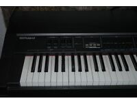 Roland RD 250s weighted midi keyboard