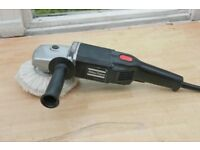 Heavy duty polisher