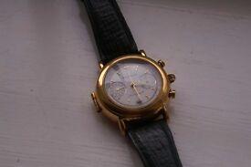 Poljot Doctor's mechanical manual winding chronograph - wristwatch - Russian - Circa '93